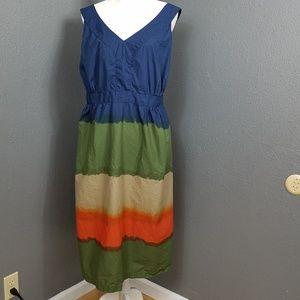Tommy Hilfiger Dress Plus Size 22 Maxi Long Tank